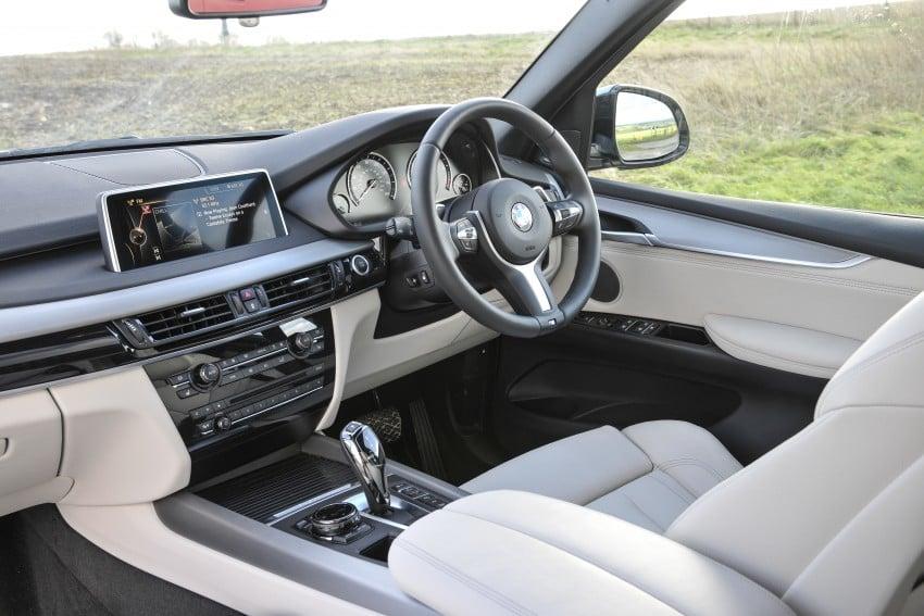 DRIVEN: BMW X5 xDrive40e plug-in hybrid in Munich Image #440484