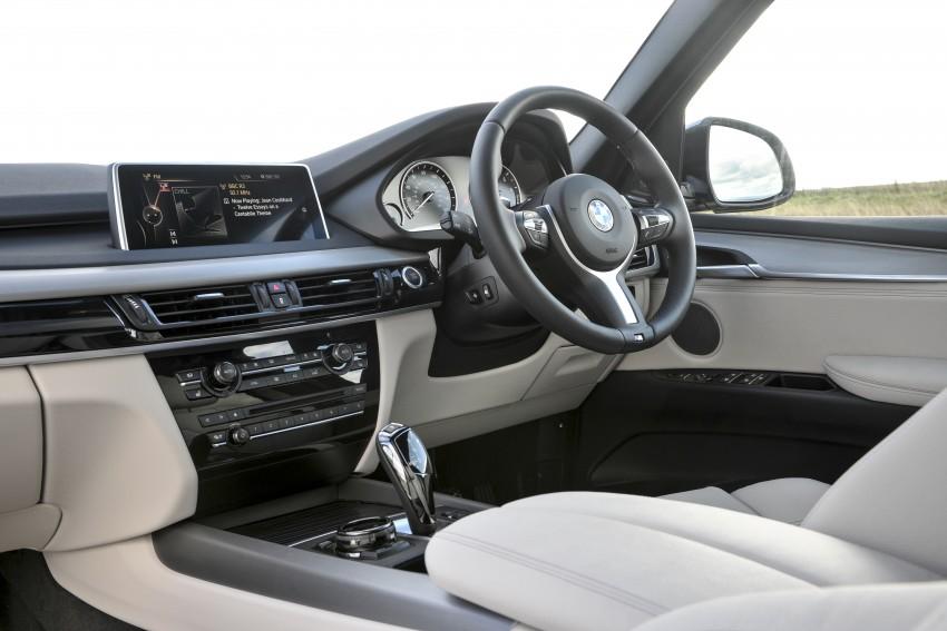 DRIVEN: BMW X5 xDrive40e plug-in hybrid in Munich Image #440486
