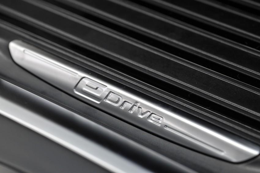 DRIVEN: BMW X5 xDrive40e plug-in hybrid in Munich Image #440489