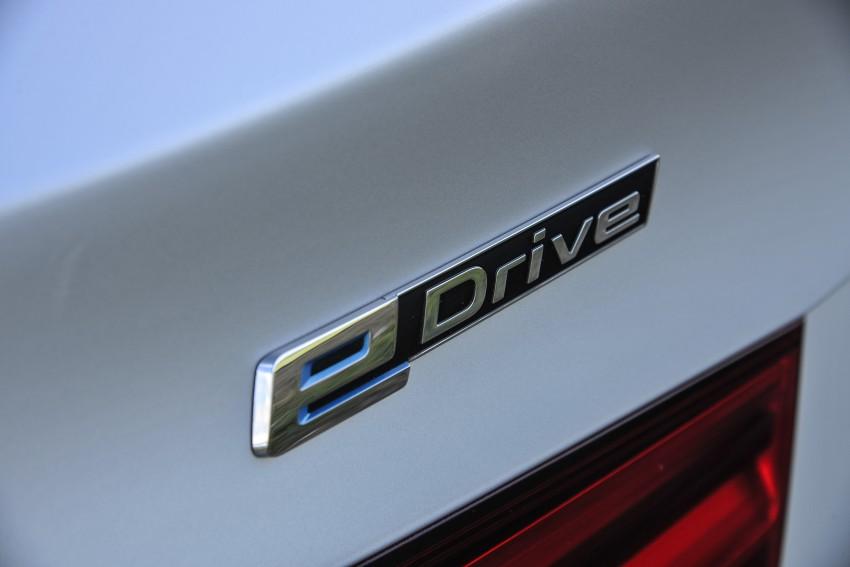 DRIVEN: BMW X5 xDrive40e plug-in hybrid in Munich Image #440497