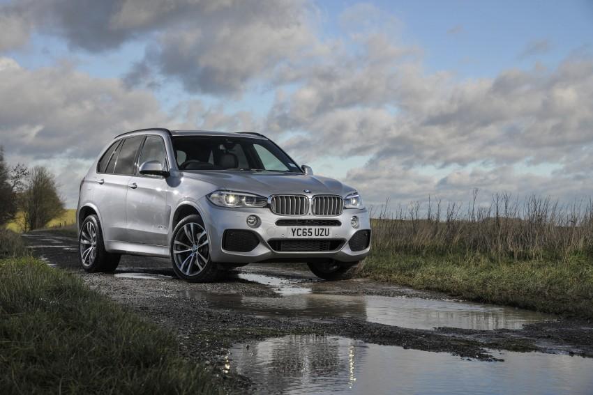 DRIVEN: BMW X5 xDrive40e plug-in hybrid in Munich Image #440498
