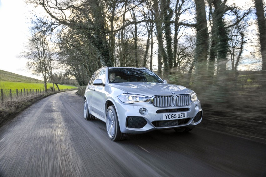 DRIVEN: BMW X5 xDrive40e plug-in hybrid in Munich Image #440502