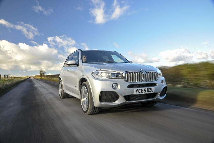DRIVEN: BMW X5 xDrive40e plug-in hybrid in Munich Image #440504