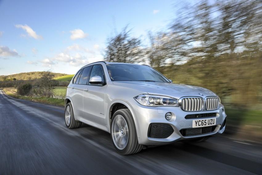 DRIVEN: BMW X5 xDrive40e plug-in hybrid in Munich Image #440510