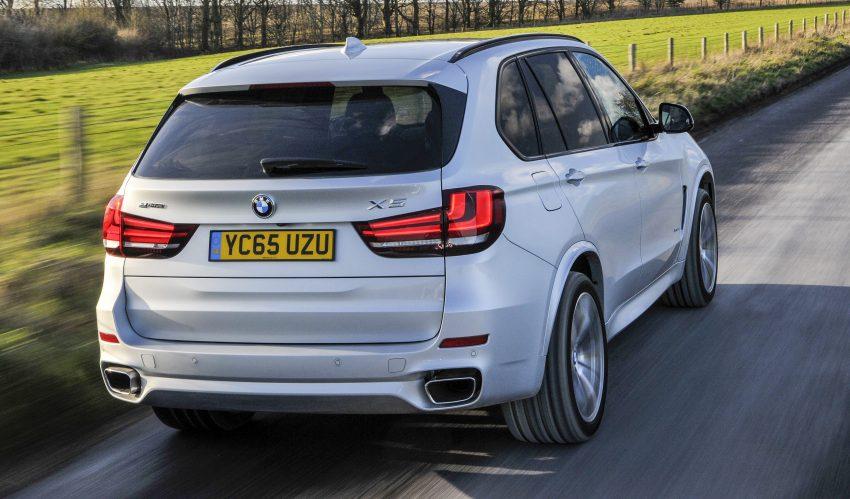 DRIVEN: BMW X5 xDrive40e plug-in hybrid in Munich Image #440514