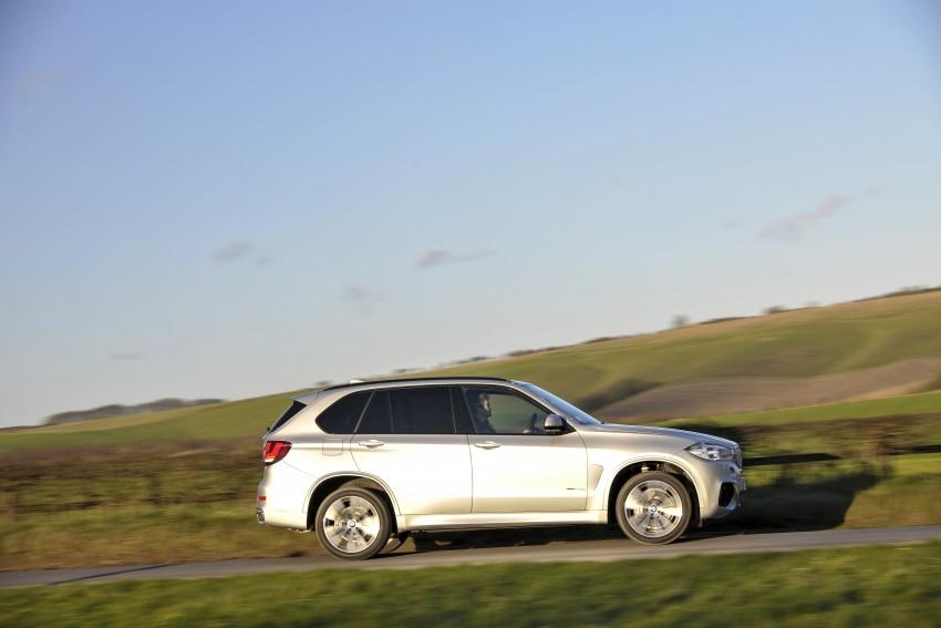 DRIVEN: BMW X5 xDrive40e plug-in hybrid in Munich Image #440522
