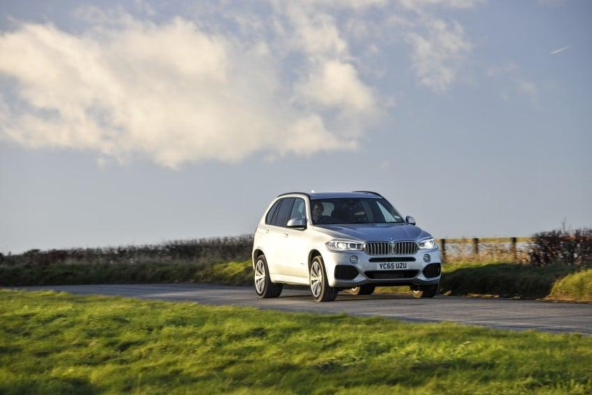 DRIVEN: BMW X5 xDrive40e plug-in hybrid in Munich Image #440525