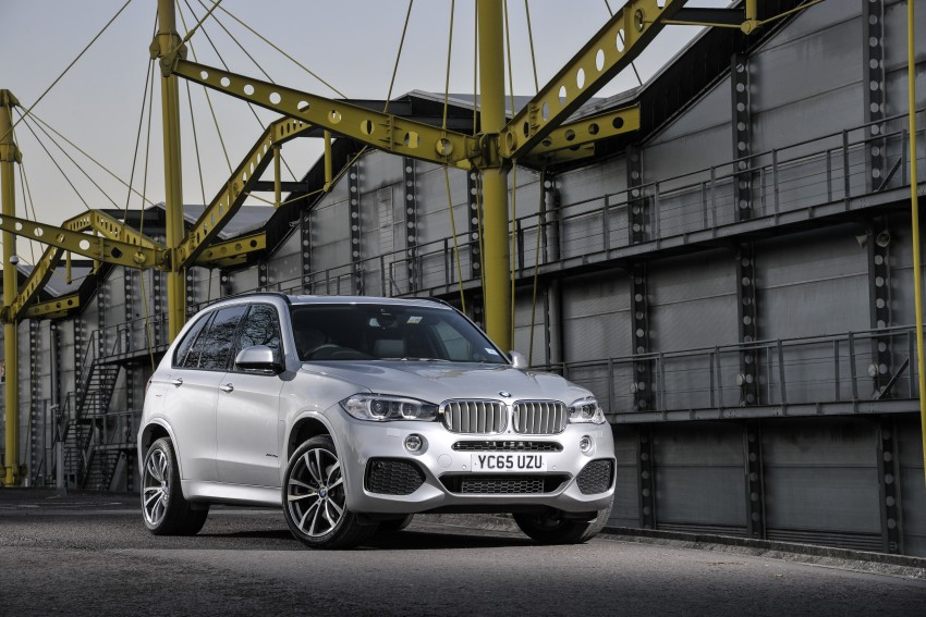 DRIVEN: BMW X5 xDrive40e plug-in hybrid in Munich Image #440527