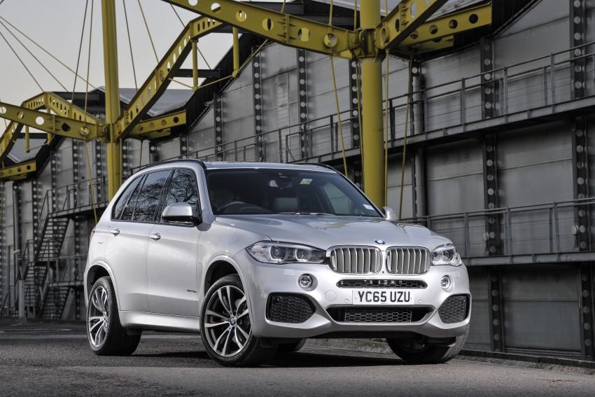 DRIVEN: BMW X5 xDrive40e plug-in hybrid in Munich Image #440529