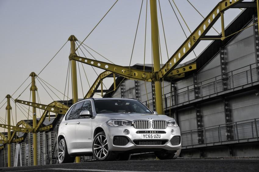 DRIVEN: BMW X5 xDrive40e plug-in hybrid in Munich Image #440530