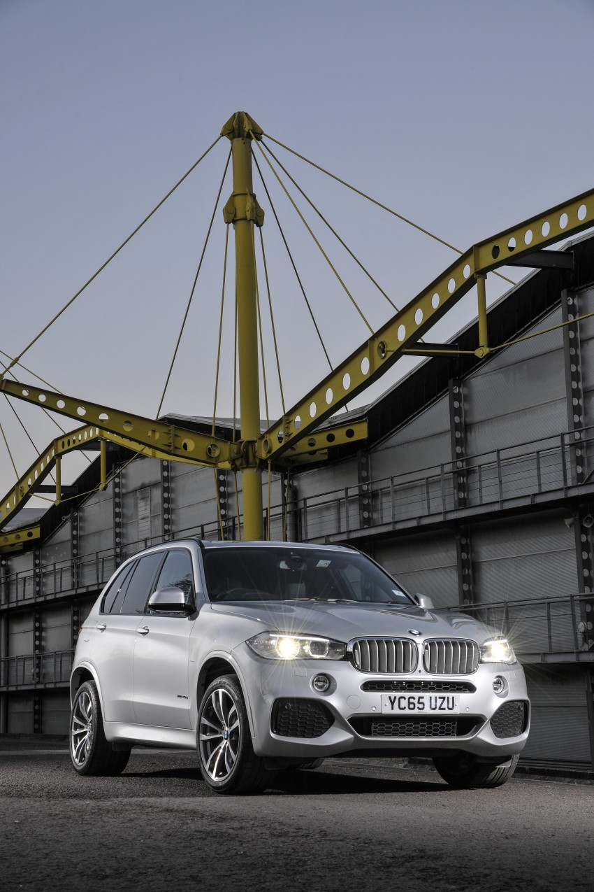 DRIVEN: BMW X5 xDrive40e plug-in hybrid in Munich Image #440532