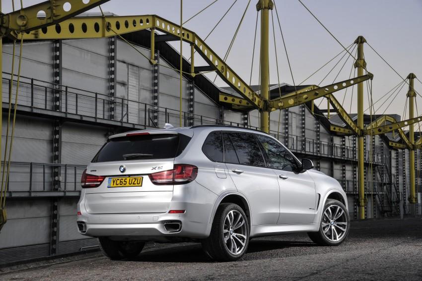 DRIVEN: BMW X5 xDrive40e plug-in hybrid in Munich Image #440534