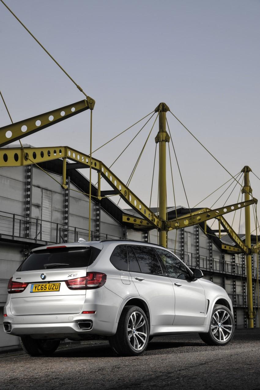 DRIVEN: BMW X5 xDrive40e plug-in hybrid in Munich Image #440535