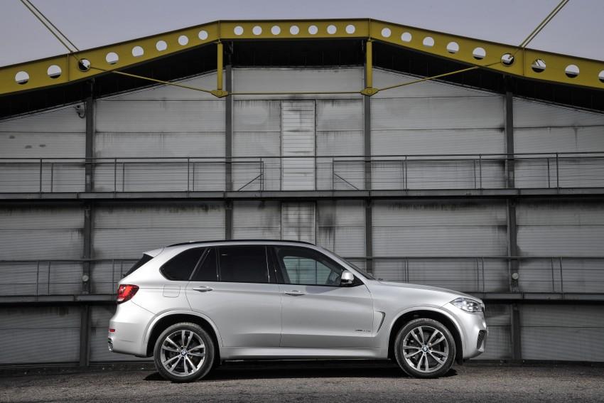 DRIVEN: BMW X5 xDrive40e plug-in hybrid in Munich Image #440536