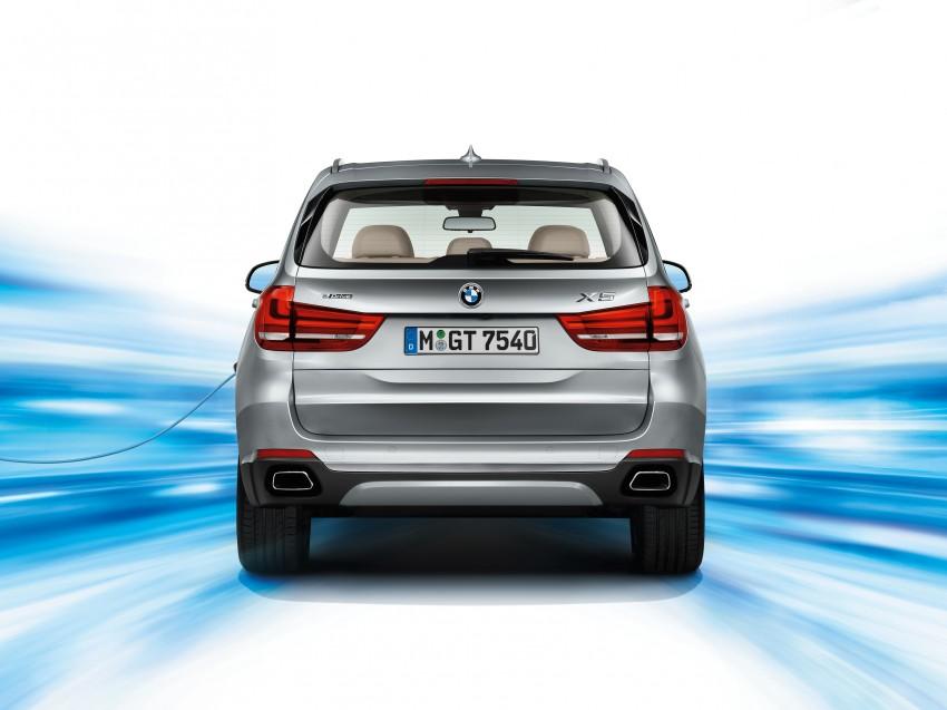 DRIVEN: BMW X5 xDrive40e plug-in hybrid in Munich Image #440439