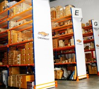 chevy parts centre