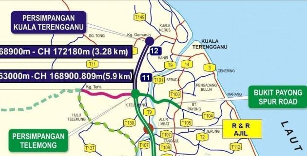 east coast expressway 2 gemuruh