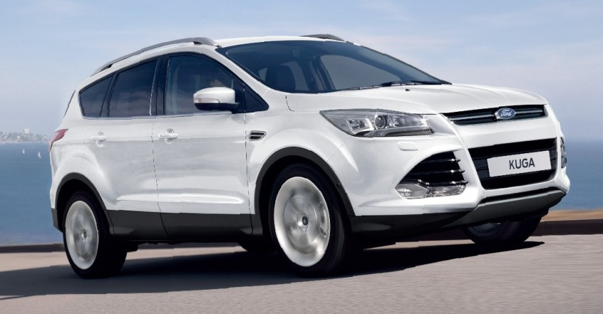 Ford Kuga 1.5L EcoBoost now in Malaysia – RM165k Image #359452