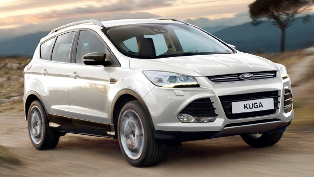 Ford Kuga 1 5l Ecoboost Now In Malaysia Rm165k