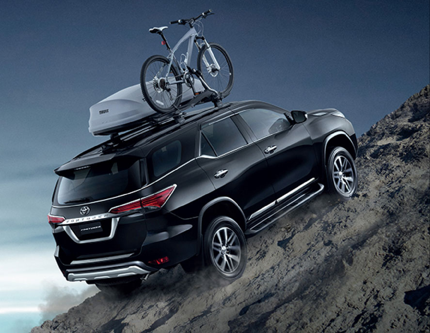 2016 Toyota Fortuner Debuts In Thailand From Rm133k Image