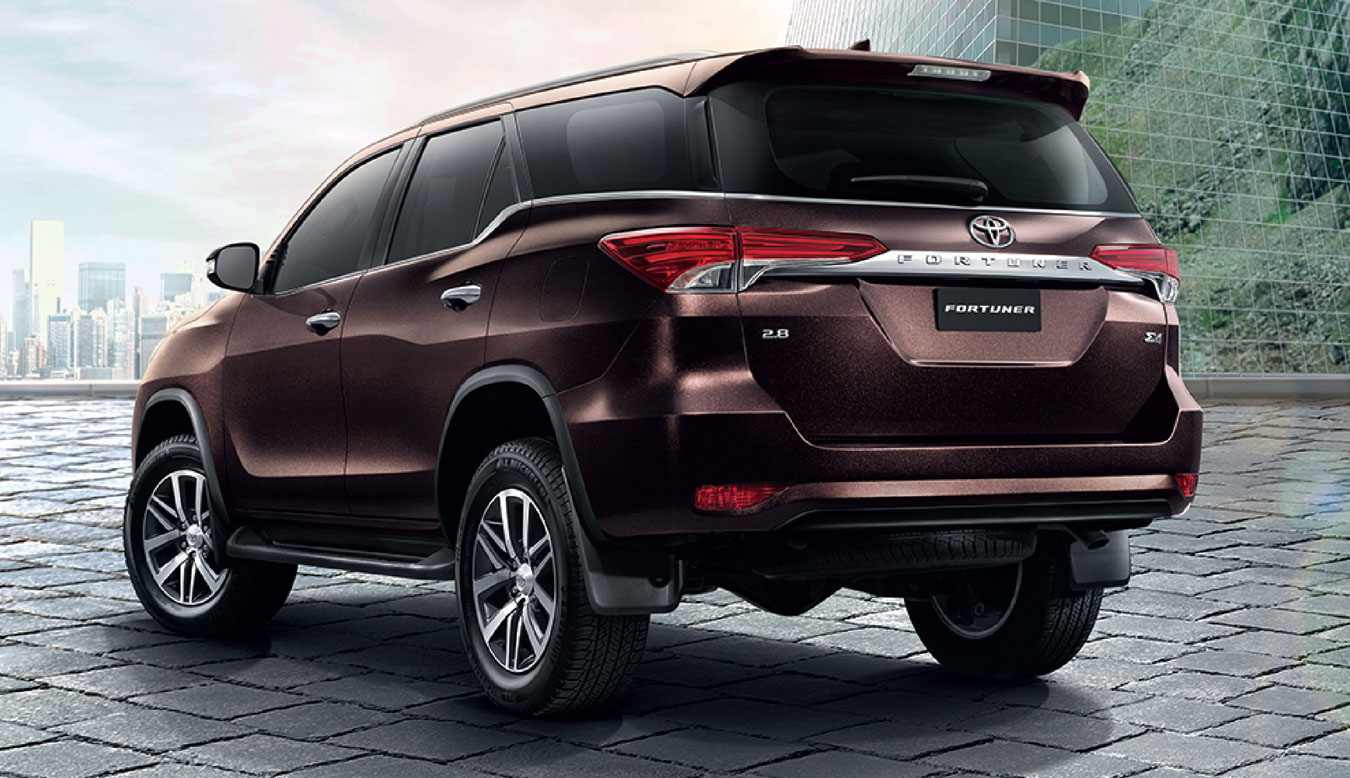 2016 Toyota Fortuner Debuts In Thailand From Rm133k Image 359507