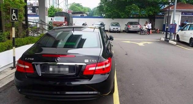handicap-oku-abuse-parking-lot