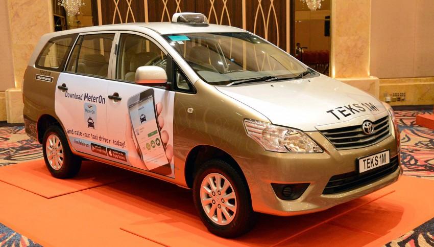 Toyota Innova MPV officially unveiled as TEKS1M cab Image #362128