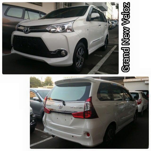 Avanza Toyota 2018 >> New Toyota Avanza Veloz in Indonesia, now with 1.3L Paul Tan - Image 362703