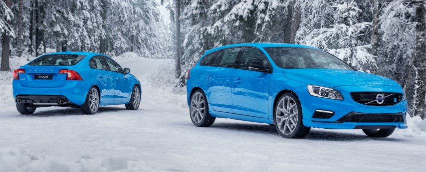 Volvo Cars buys Polestar's performance division Image #359003