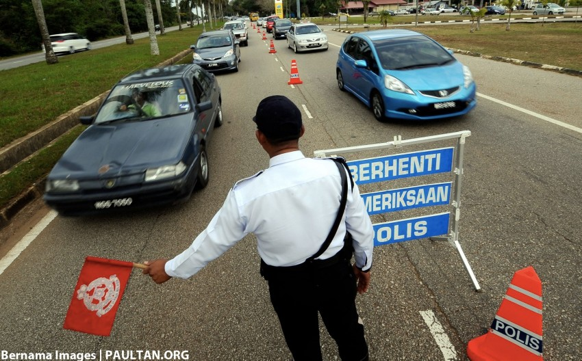 More speed traps, traffic operations planned – Liow Image #359924