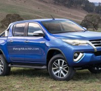 toyota hilux faceoff fortuner