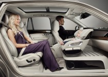 volvo excellence child safety seat 1