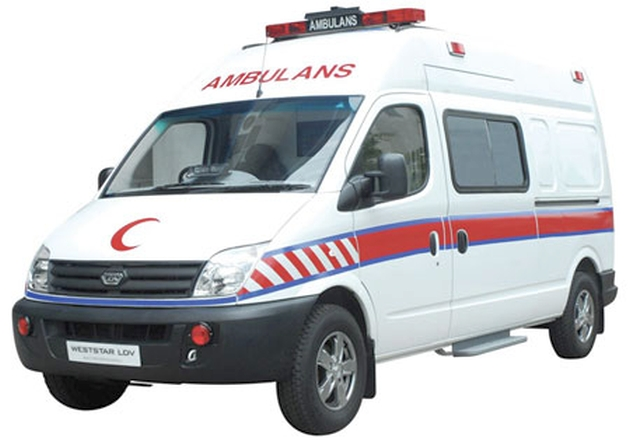 Here's to our ambulance drivers, the unsung heroes Image #362675