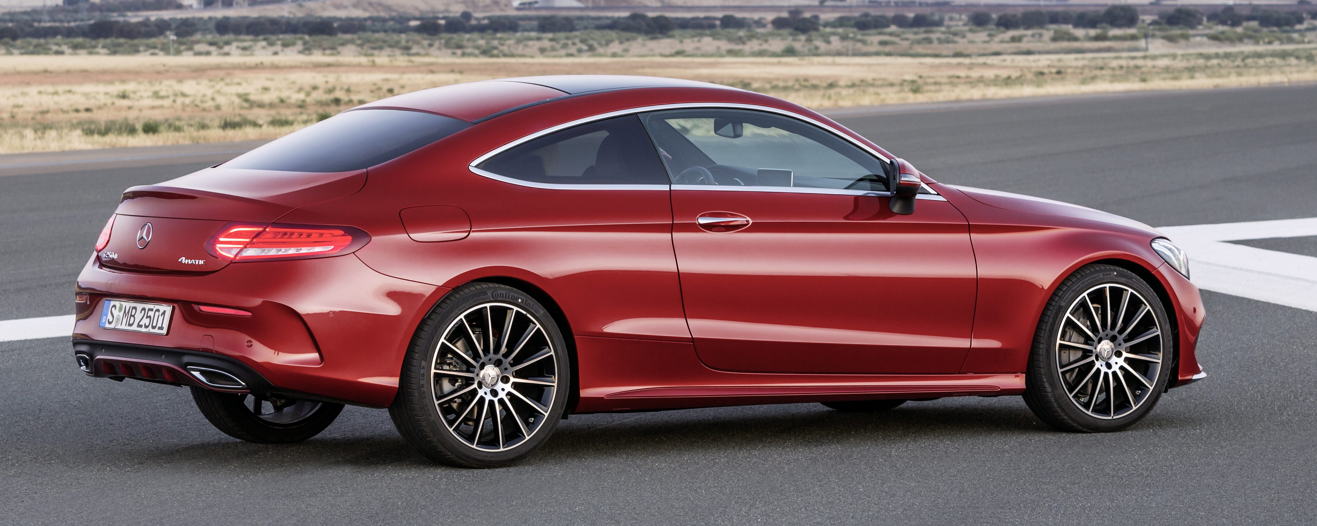 2016 mercedes benz c class coupe finally revealed image 367393 for Mercedes benz c class coupe 2016