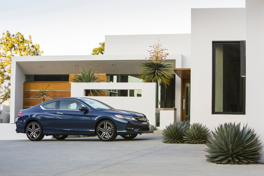 2016 Honda Accord facelift – sedan and coupe models fully revealed in new mega gallery Image #366149