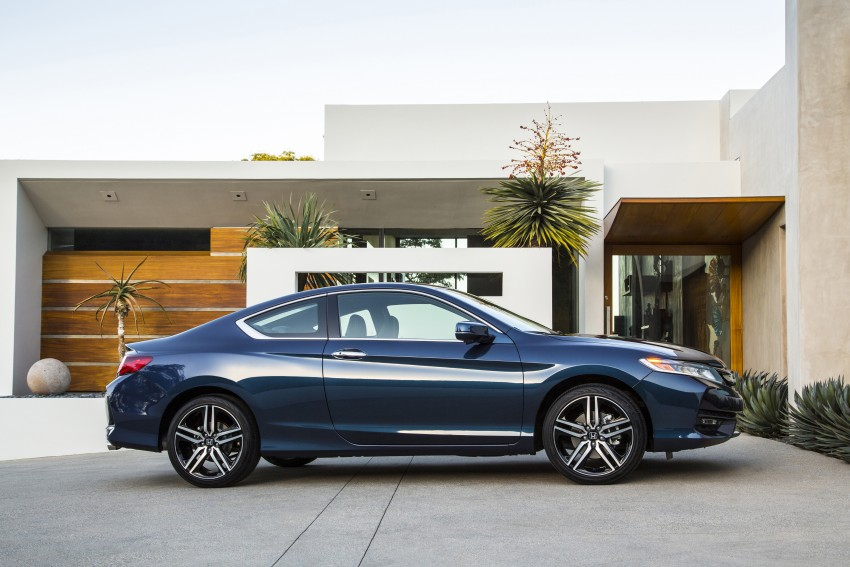 2016 Honda Accord facelift – sedan and coupe models fully revealed in new mega gallery Image #366150