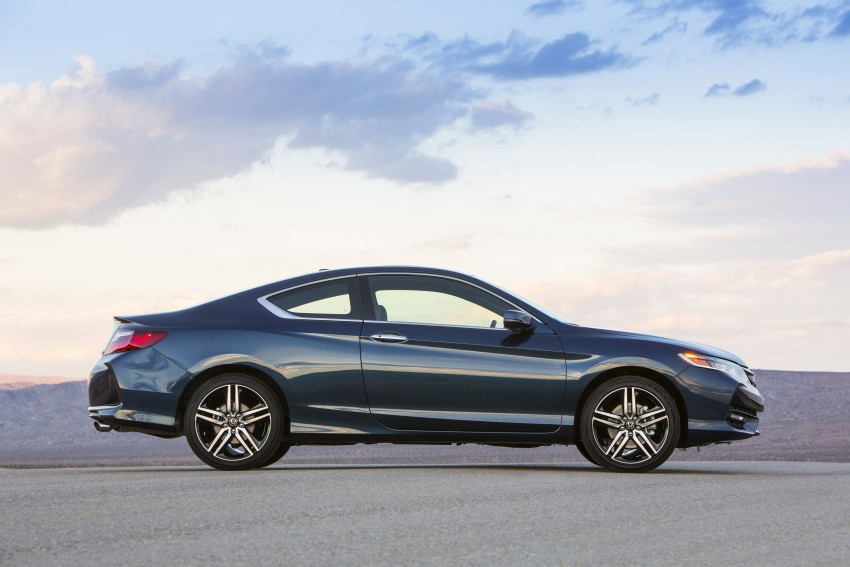 2016 Honda Accord facelift – sedan and coupe models fully revealed in new mega gallery Image #366154