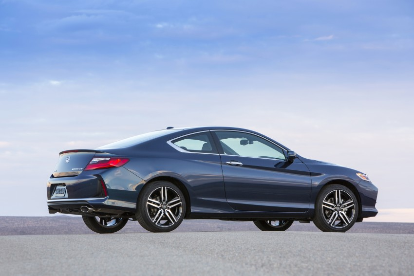 2016 Honda Accord facelift – sedan and coupe models fully revealed in new mega gallery Image #366155