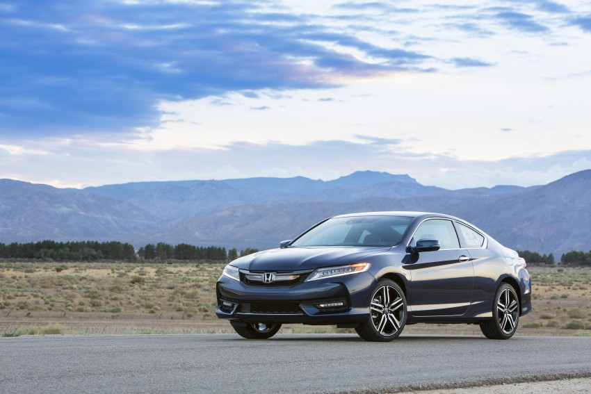 2016 Honda Accord facelift – sedan and coupe models fully revealed in new mega gallery Image #366162