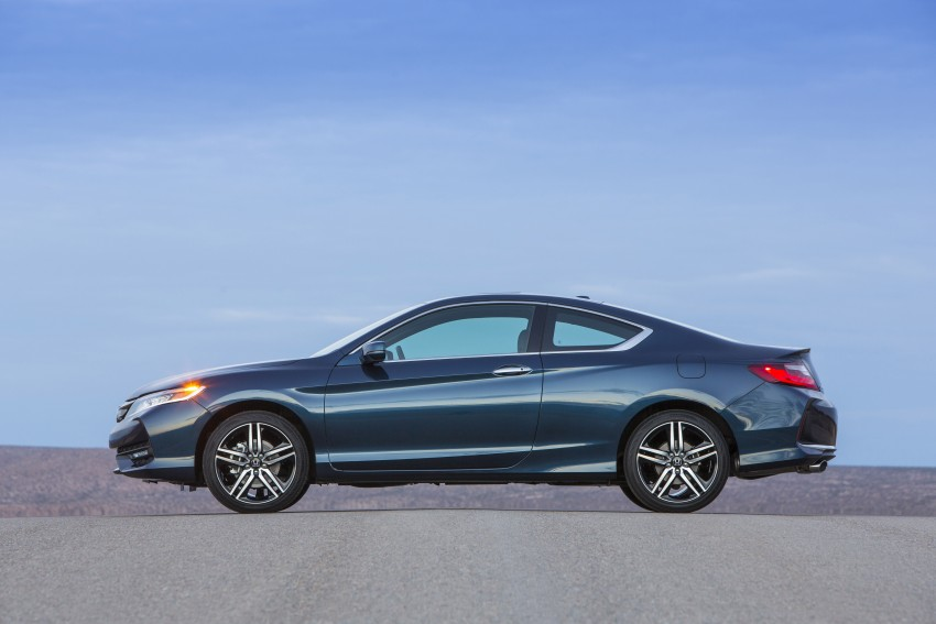 2016 Honda Accord facelift – sedan and coupe models fully revealed in new mega gallery Image #366169