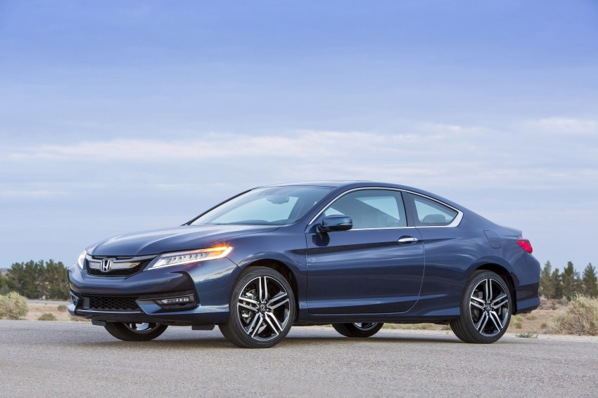 2016 Honda Accord facelift – sedan and coupe models fully revealed in new mega gallery Image #366171