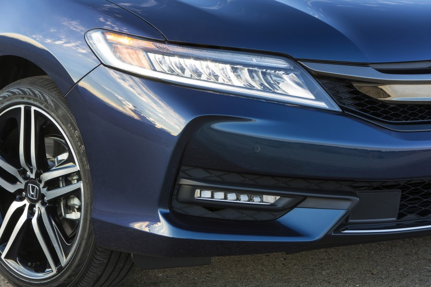 2016 Honda Accord facelift – sedan and coupe models fully revealed in new mega gallery Image #366173