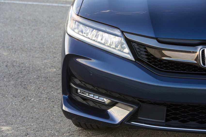 2016 Honda Accord facelift – sedan and coupe models fully revealed in new mega gallery Image #366174
