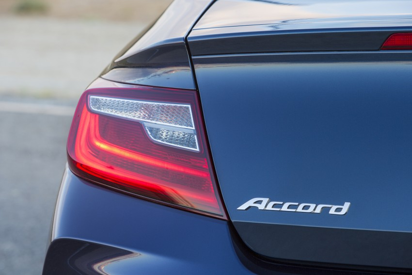 2016 Honda Accord facelift – sedan and coupe models fully revealed in new mega gallery Image #366176