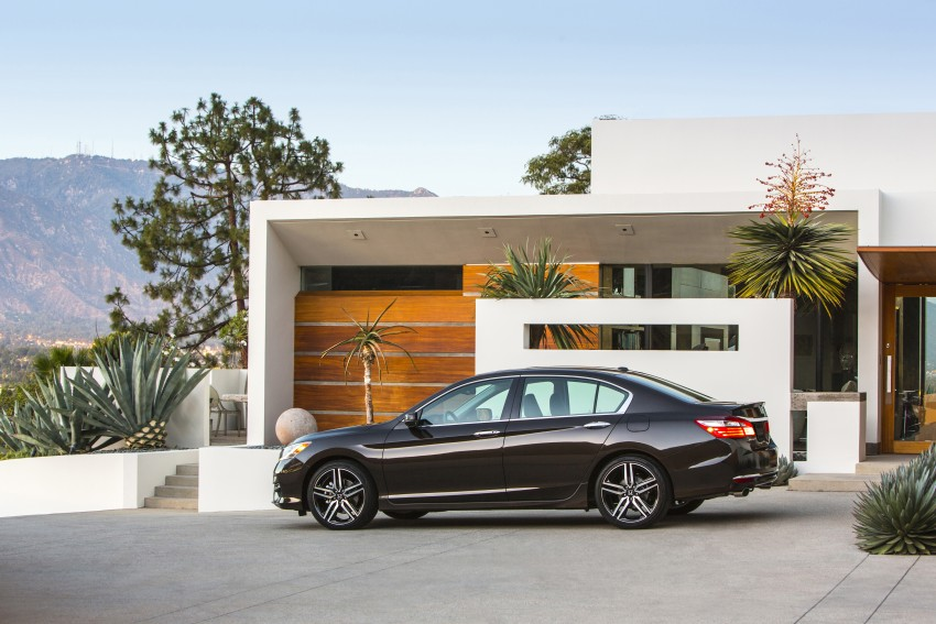 2016 Honda Accord facelift – sedan and coupe models fully revealed in new mega gallery Image #366017