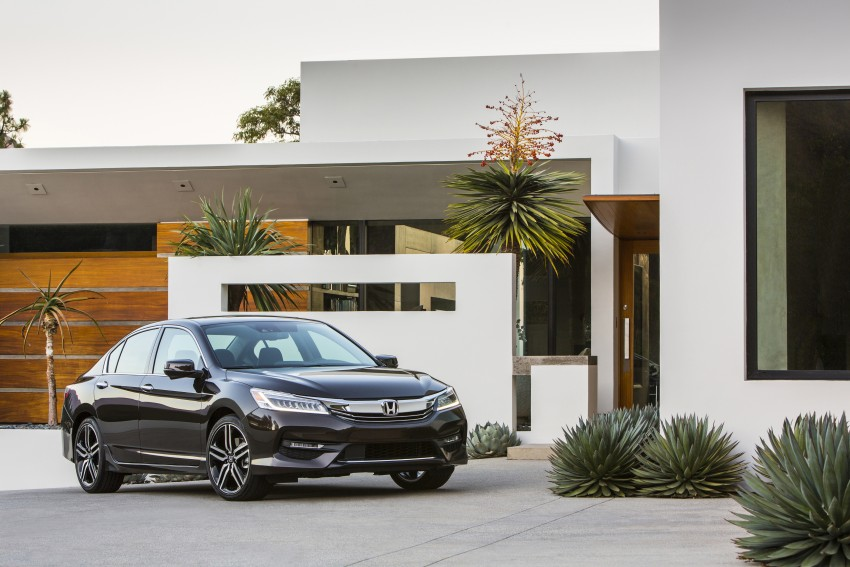 2016 Honda Accord facelift – sedan and coupe models fully revealed in new mega gallery Image #366018