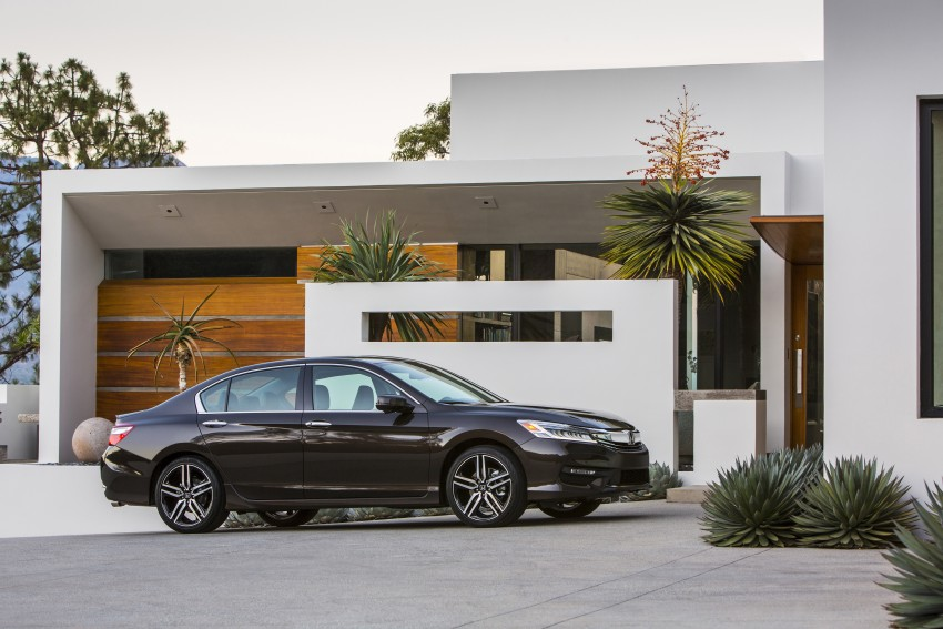 2016 Honda Accord facelift – sedan and coupe models fully revealed in new mega gallery Image #366019