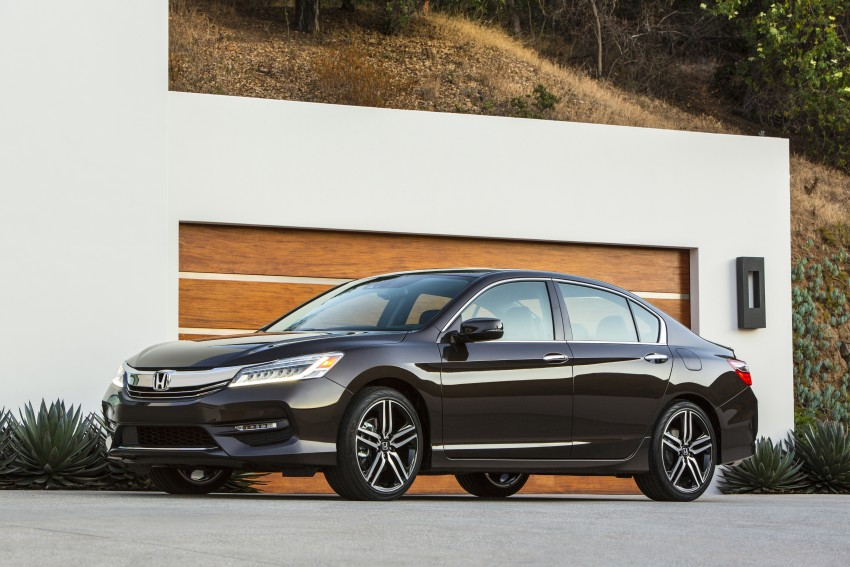 2016 Honda Accord facelift – sedan and coupe models fully revealed in new mega gallery Image #366021