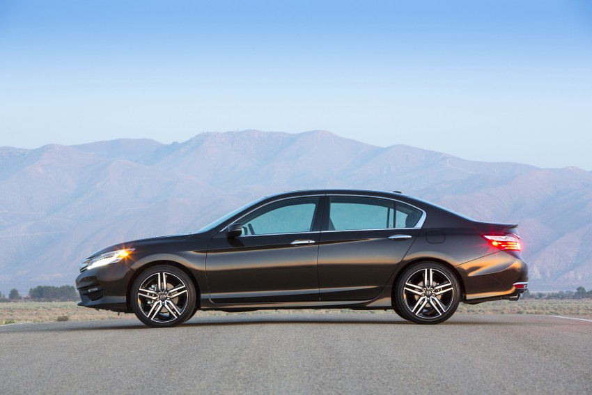 2016 Honda Accord facelift – sedan and coupe models fully revealed in new mega gallery Image #366023