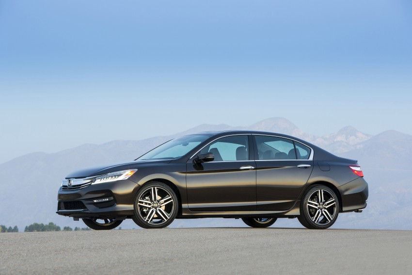 2016 Honda Accord facelift – sedan and coupe models fully revealed in new mega gallery Image #366026